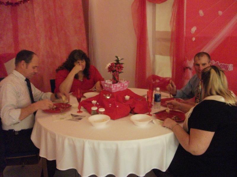 Couple Valentine Banquet