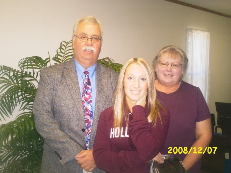 Gary, Mary and Ashley